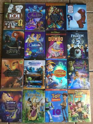 Disney and Pixar Movies for Sale in Anaheim, CA