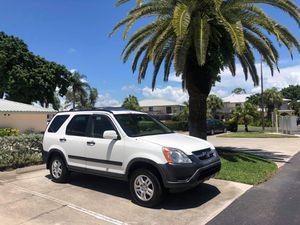 2002 Honda CRV for Sale in Bonita Springs, FL