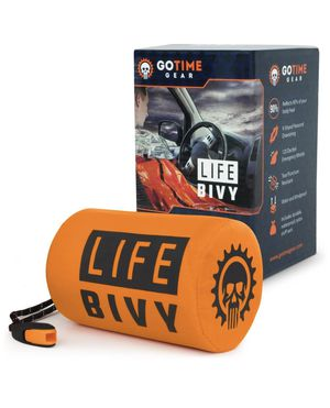 Life Bivy Camping lifesaver sleeping bag for Sale in Boston, MA