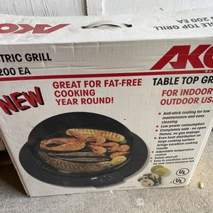 AKO Table Top Grill BBQ Cooking for Sale in Tujunga, CA