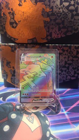 Pokemon Stonjour Vmax ultra rare for Sale in San Diego, CA