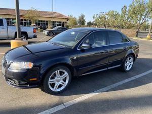 2008 Audi A4 2.0t GOOD Cond. 180k mi. Clean Title. for Sale in Woodville, CA