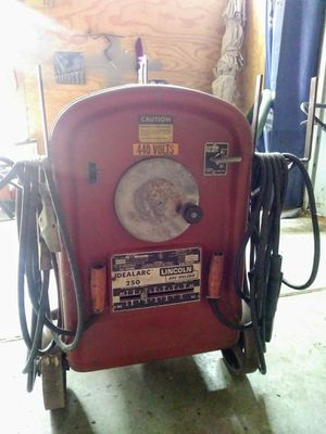 Electric Lincoln Welder for Sale in Inkster, MI