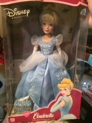 Cinderella and belle Disney porcelain dolls for Sale in New Holland, PA