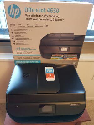 Printer, HP Officejet 4650 for Sale in Alexandria, VA