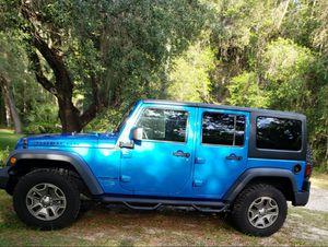 "Jeep Rubicon 17"" Alloy Wheels & Brand New Spare Tire for Sale in Valrico, FL"