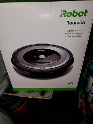Irobot roomba e6 for Sale in St. Louis, MO