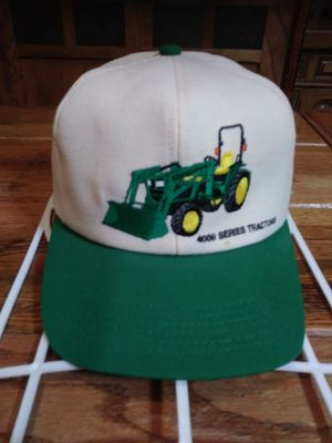 John Deere Tractors Snap Back Hat for Sale in Indianapolis, IN
