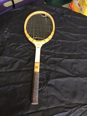 Wilson tennis racket (Jack Kramer) for Sale in Downers Grove, IL