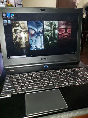 MSI GS60 Gaming Laptop for Sale in Riverside, CA