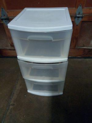 Sterilite plastic drawers for Sale in Sunnyvale, CA