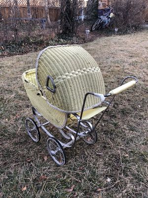 Antique baby doll stroller for Sale in Wheat Ridge, CO
