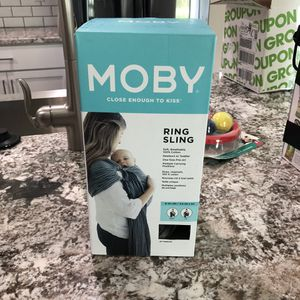 Moby Wrap Baby Carrier for Sale in Port St. Lucie, FL