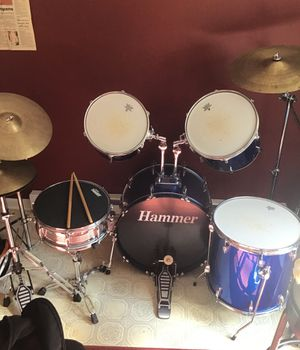 Reno 7 piece drum set for Sale in Charles Town, WV