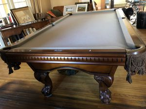 Pool table for Sale in West Chicago, IL