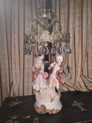 2 Vintage victorian lamp for Sale in Phoenix, AZ
