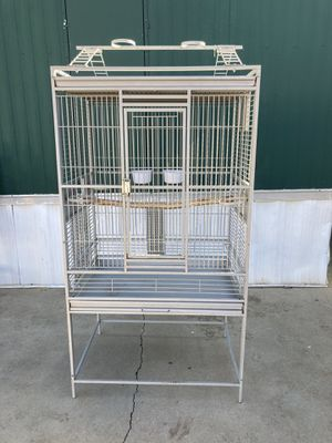 Large bird cage for Sale in Lake Elsinore, CA