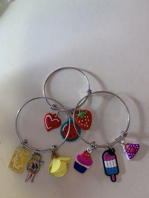 Stretchable kids charm bracelets for Sale in Atlanta, GA