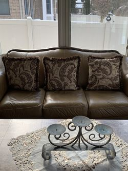 3 Couches Excellent Condition Pillows Not Included for Sale in Taylor,  MI