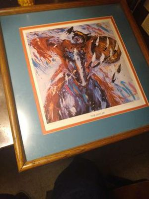 Very rare and valuable Native American print for Sale in Pittsfield, MA
