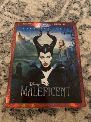 Maleficent BRAND NEW blu ray, dvd & digital hd code for Sale in Pittsburgh, PA