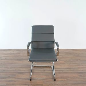 Gray and Chrome Desk Chair (1032189) for Sale in San Bruno, CA