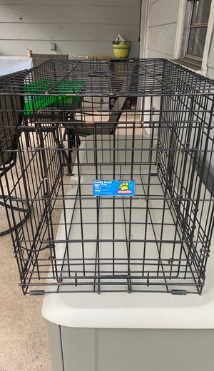 Folding Dog Crate Medium for Sale in Norfolk, VA