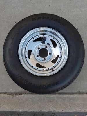 Trailer Wheel Tire Rim 225/75/14 225 75 14 for Sale in Ramona, CA