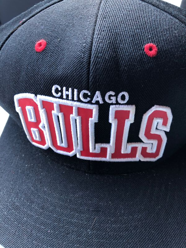 Snap Back older caps (2) Bulls and Dope