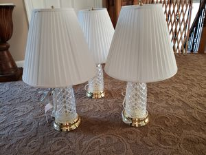 Table lamps for Sale in Damascus, MD