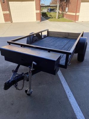 Good condition 5x8 Trailer for Sale in Richardson, TX