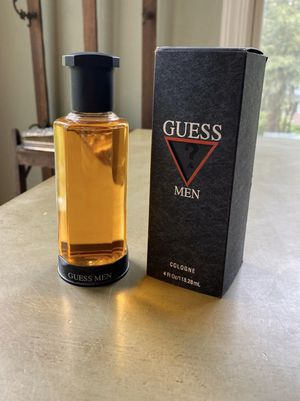 Vintage GUESS MEN Georges Maricano Original COLOGNE 4 oz Men's Fragrance for Sale in Kensington, MD