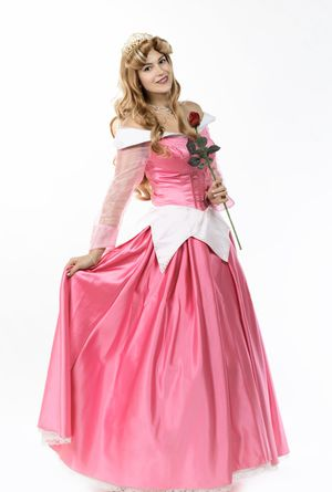 Costume Fancy Dress Aurora size M for Sale in South Pasadena, CA