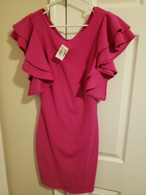 Fuschia Mini Party Dress! for Sale in Capitol Heights, MD