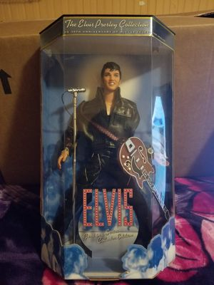 Elvis Presley Doll first in a series collector edition new for Sale in Fort Pierce, FL