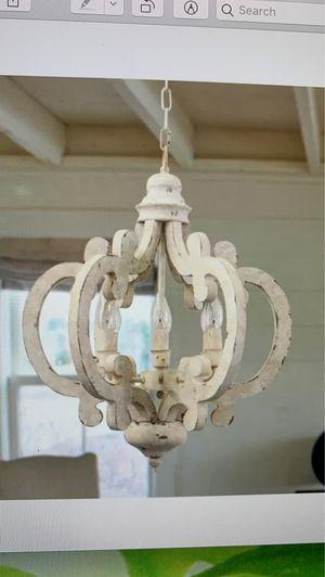 Hanging Light/Chandelier for Sale in Whittier, CA