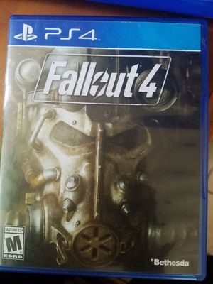 Fallout 4 PS4 for Sale in Avon Park, FL