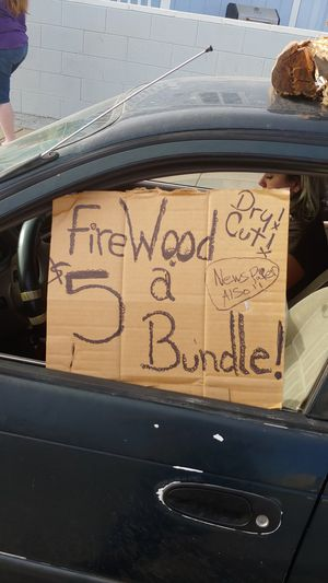 Wood for Sale in Pismo Beach, CA