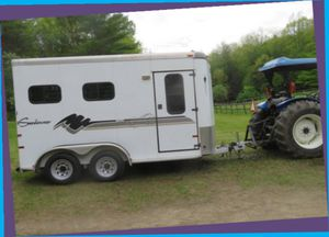 The Best 2 Horse Trailer For Sale.$1000 for Sale in Seattle, WA