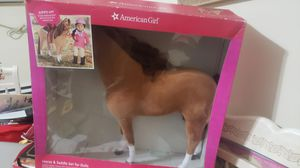 """American Girl Chestnut Horse For 18"""" Dolls - In Box for Sale in Rowland Heights, CA"""