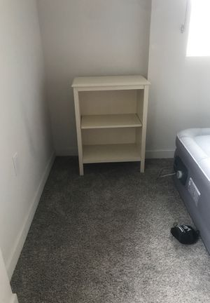 2 Matching Off White Bookshelves for Sale in San Diego, CA