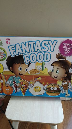 Kid's Food Play Set Toy for Sale in Alhambra, CA