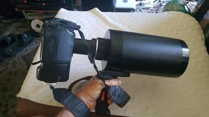 Canon EOD D10 with 1000mm Meade Cadioptic telescopic for Sale in Los Angeles, CA