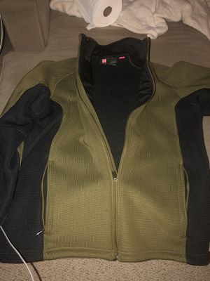 Men's Spyder core sweater jacket size L for Sale in Vernon Hills, IL