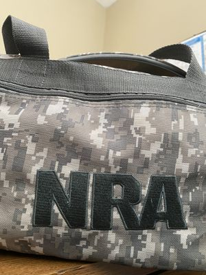 NRA Duffle bag (small) for Sale in Garner, NC