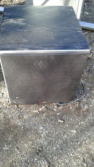 Polk audio bass speaker for Sale in Renton, WA