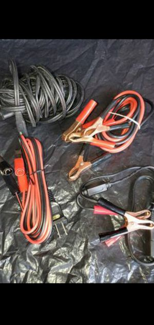 battery tender cables including 25' extension & DOZENS more items posted here for Sale in Kirkland, WA