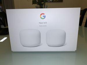 Google Nest Wifi for a great price. for Sale in Marietta, GA