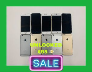 Unlocked iphone 6 — 64GB — for Sale in Sacramento, CA