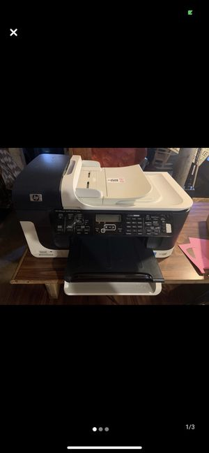 HP office jet all in one printer for Sale in Greeneville, TN